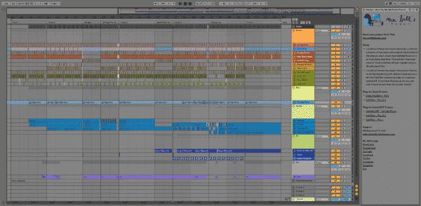 ill.Gates - More Tea (Mr. Bill Remix) - Post Stem Screenshot
