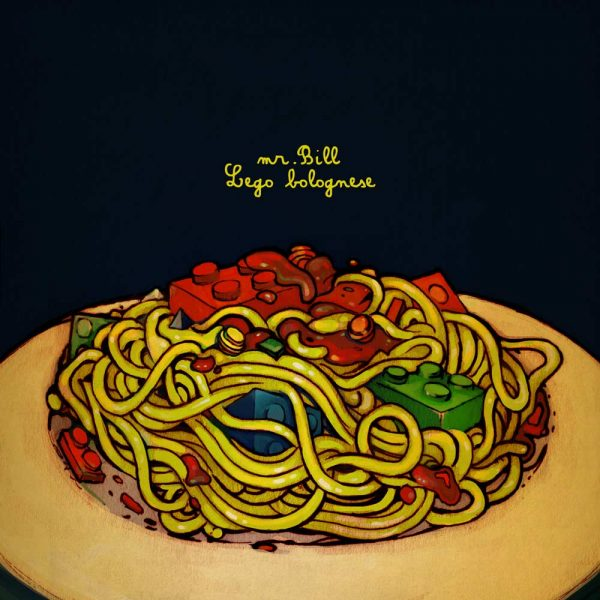 Mr. Bill - Lego Bolognese