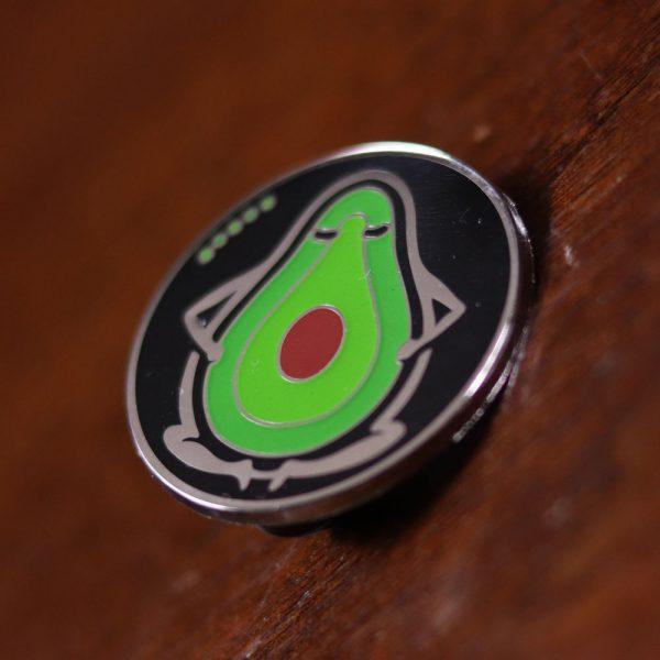Mr. Bill - Round Pin